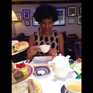 aternoon tea - fro